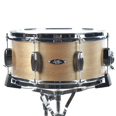 C&C 6.5x14 Player Date 1 Snare Drum Olive