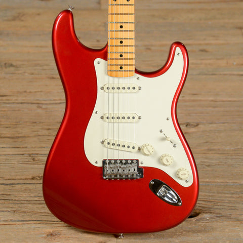 Fender Artist Series Eric Johnson Stratocaster Candy Apple Red USED (s364)