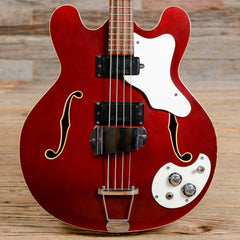 Mosrite Celebrity III Bass Burgundy 1967 (s396)