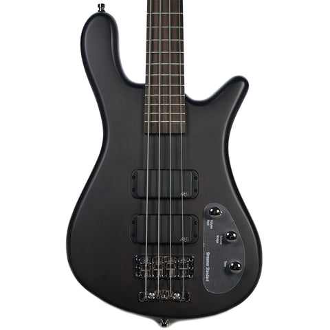 Warwick Rockbass Streamer Standard 4 String Black Oil