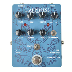 Dwarfcraft Devices Happiness Multi Filter Pedal