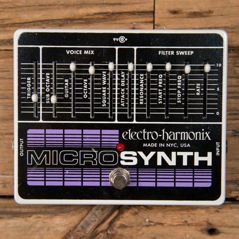 Electro-Harmonix Micro Synth USED