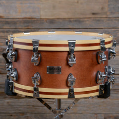 Ayotte Custom 6.5x14 Snare Drum Satin Walnut USED