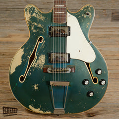 Fender Coronado II Blue/Green 1967 (s927)