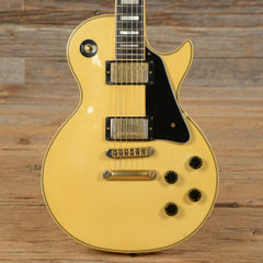 Gibson Les Paul Custom Alpine White 1982 (s504)