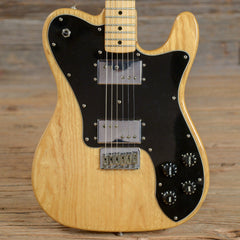 Fender Telecaster Deluxe MN Natural 1979 (s877)