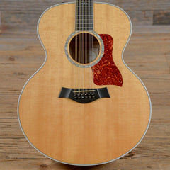 Taylor 655e 12-String Acoustic-Electric Natural 2004 (s125)