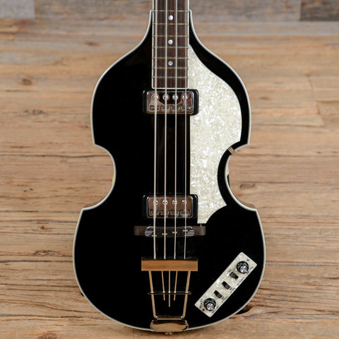 Hofner Contemporary Series 500/1 Beatle Bass Black USED