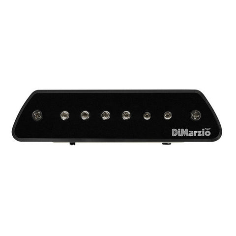 DiMarzio Acoustic Pickup The Black Angel Black