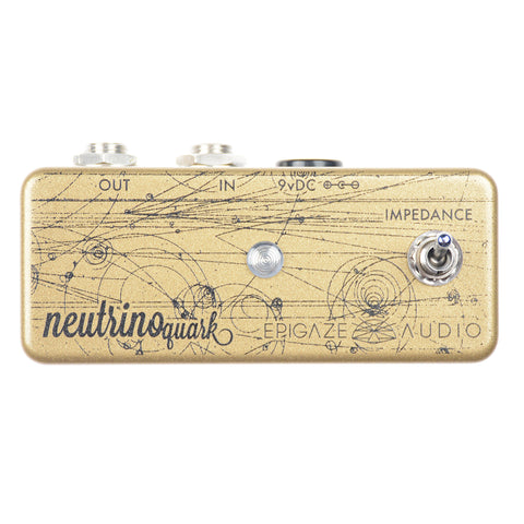 Epigaze Audio Neutrino Quark