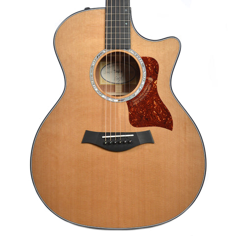 Taylor Custom 400 Series Grand Auditorium Cedar Blackwood (Serial #1101277095)