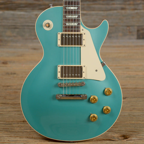 Gibson CS 1958 Les Paul Reissue Inverness Green 2012 (s436)