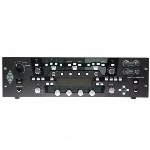 Kemper Amps Profiler Rack Black