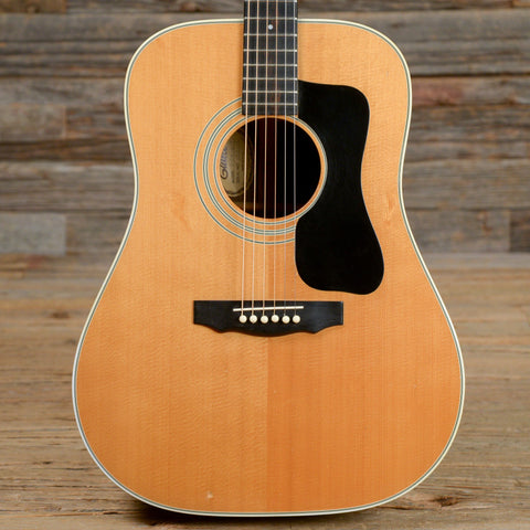 Guild D-50 Bluegrass Special Natural 1973 (s017)