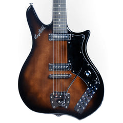 Hagstrom RetroScape Series Impala Brown Burst