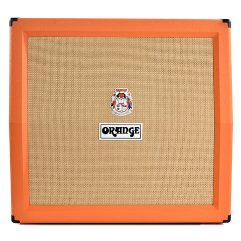 Orange 4x12 Angled Cab w/Vintage 30s 16ohm 240w