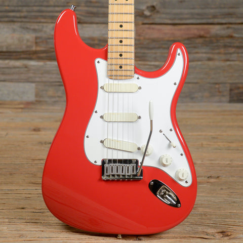Fender Stratocaster Plus Torino Red 1989 (s871)