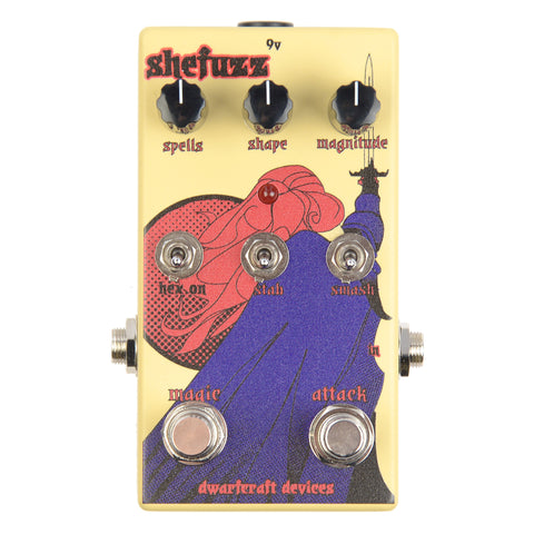 Dwarfcraft Devices SheFuzz v2