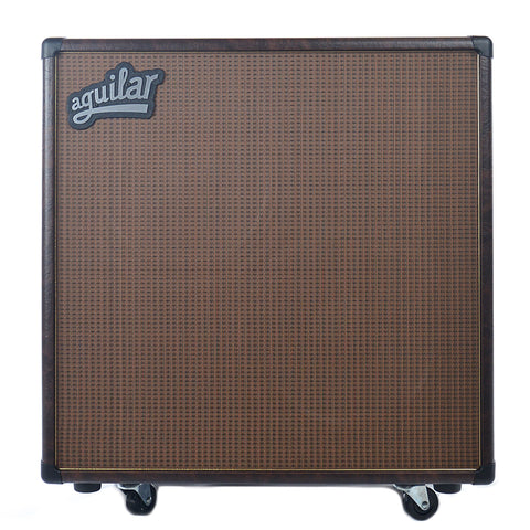 Aguilar DB 2x12 Bass Speaker Cabinet Chocolate Thunder