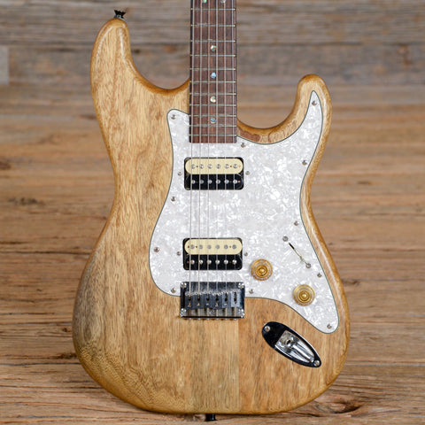 Blackburn S-Style Korina Natural w/Slash Pickups USED