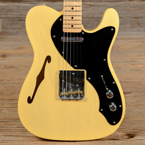 Fender Nocaster Thinline Blonde Closet Classic 2007 (s032)