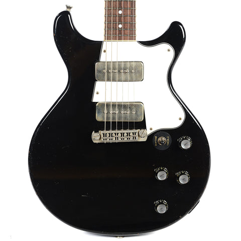Rock N Roll Relics Thunders II DC Black w/P90s (Serial #16473-T)