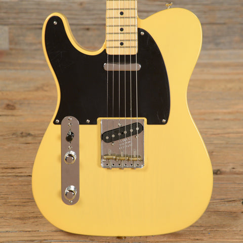 Fender American Vintage '52 Telecaster MN Butterscotch Blonde 2014 LEFTY (s697)