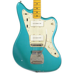 Nash JM-63 Ocean Turquoise MN Alder Light Relic w/3-Ply Mint Pickguard & Lollar Pickups (Serial #289)