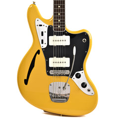 Bilt S.S. Zaftig Butterscotch w/Lollar Jazzmaster Pickups, Dot Inlays, & Mastery Vibrato (Serial #16372)