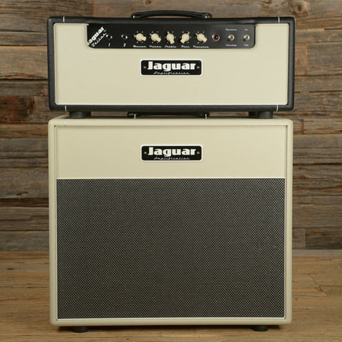 Jaguar Amplification Briton 22 Head & 1x12 Cabinet USED