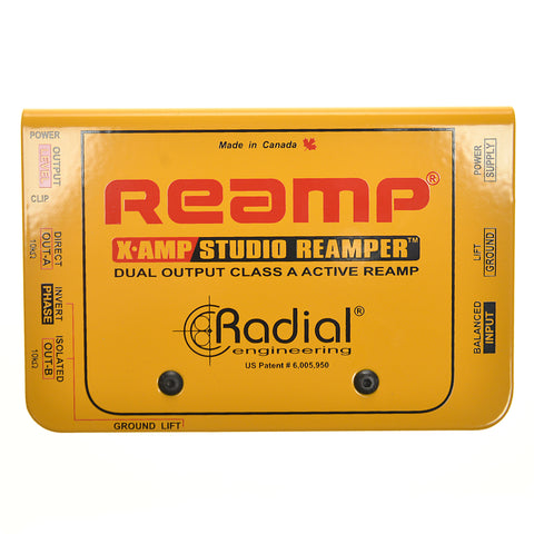 Radial X-Amp Active Reamper