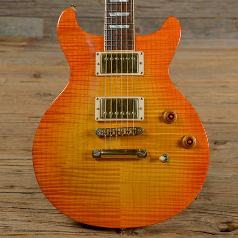 Gibson Les Paul Standard Double Cut Sunburst 1998 (s331)