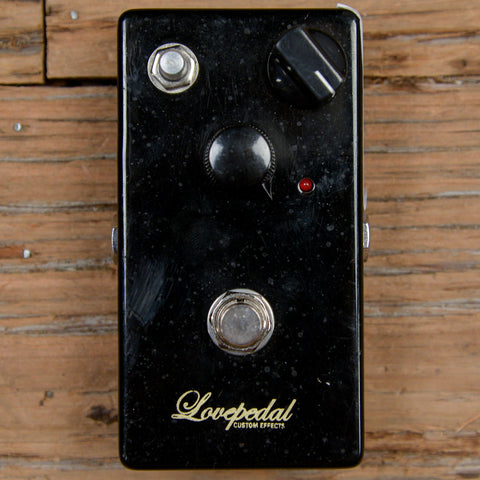 Lovepedal BBB Black Beauty Balanced USED