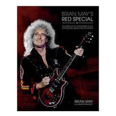 "Hal Leonard ""Brian May's Red Special"" by Brian May, Simon Bradley"