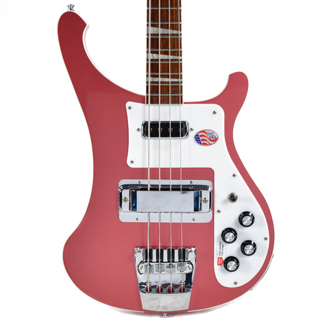 Rickenbacker 4003 Bass Metallic Plumglo Limited Edition (CME Exclusive) Floor Model