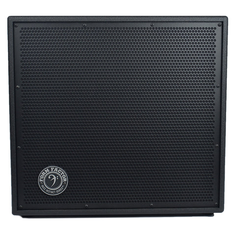 Form Factor 2B10-8 2x10 Ceramic Bass Speaker Cabinet, 8 Ohm