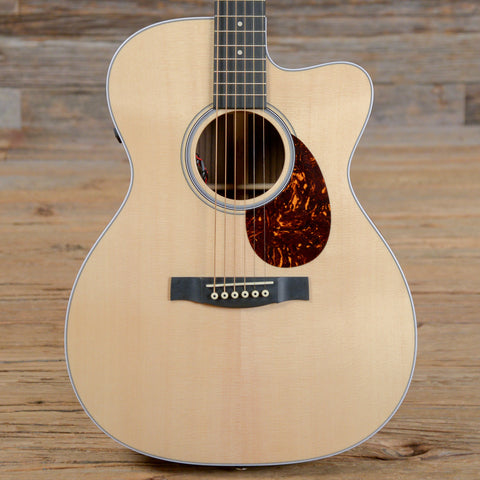Martin OMCPA4 Rosewood Orchestra Model Cutaway Sitka/East Indian Rosewood Acoustic-Electric USED
