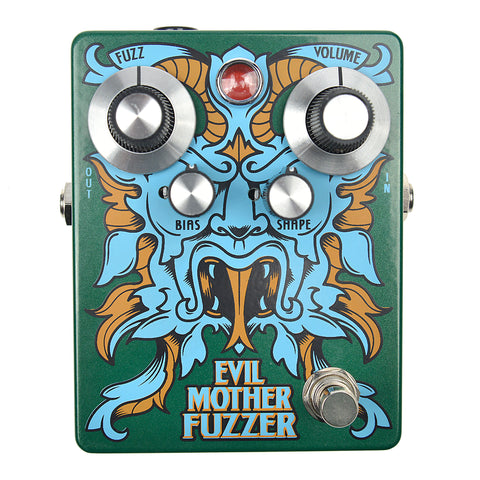 Dr. No Effects Evil Mother Fuzzer Fuzz