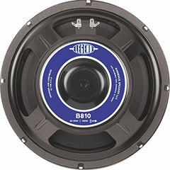 "Eminence Legend B810 10"" 32ohm Bass Speaker"