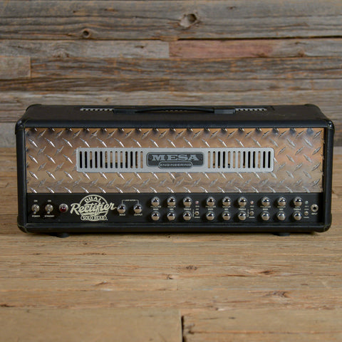 Mesa-Boogie Dual Rectifier Solo Head 100W USED (s105)