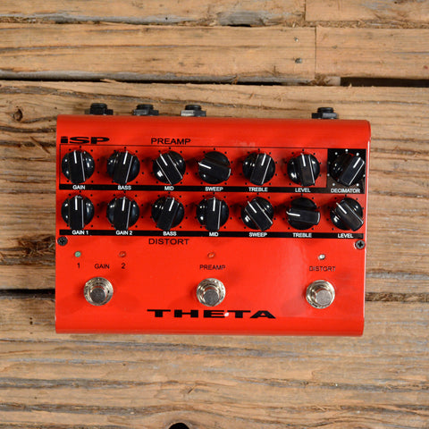 ISP Technologies Theta Preamp Pedal (USED)