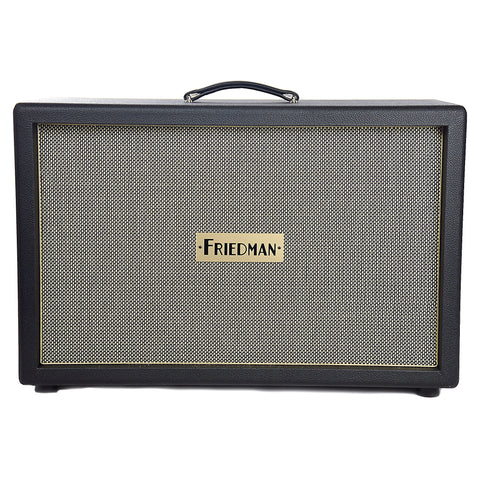 Friedman 2x12 Rear-Ported Closed-Back Cabinet w/ Celestion Vintage 30's