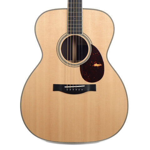 Santa Cruz OM Grand Sitka Spruce/Indian Rosewood (Serial #144)