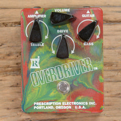 Prescription Electronics Rx Overdrive Handpainted USED