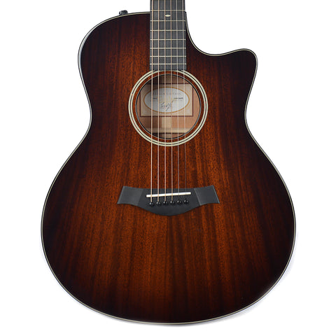 Taylor 526ce Grand Symphony Tropical Mahogany Shaded Edgeburst