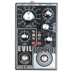Death By Audio Evil Filter Octave Fuzz