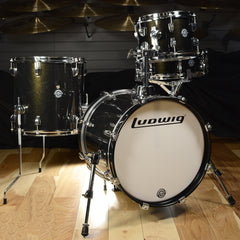 Ludwig Breakbeats by Questlove 10/13/16/5x14 4pc Drum Kit Black Gold