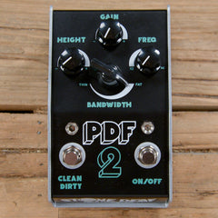Stone Deaf PDF-2 Parametric Overdrive USED