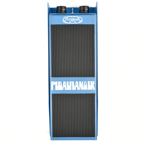 Chicago Iron Tycobrahe Flanger Wah Pedal