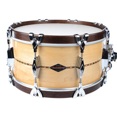 Craviotto 7x14 Super Swing Series Maple Snare Drum w/Wood Hoops & Claws
